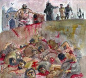 ایرانیان به زور شمشیر مسلمان شدند